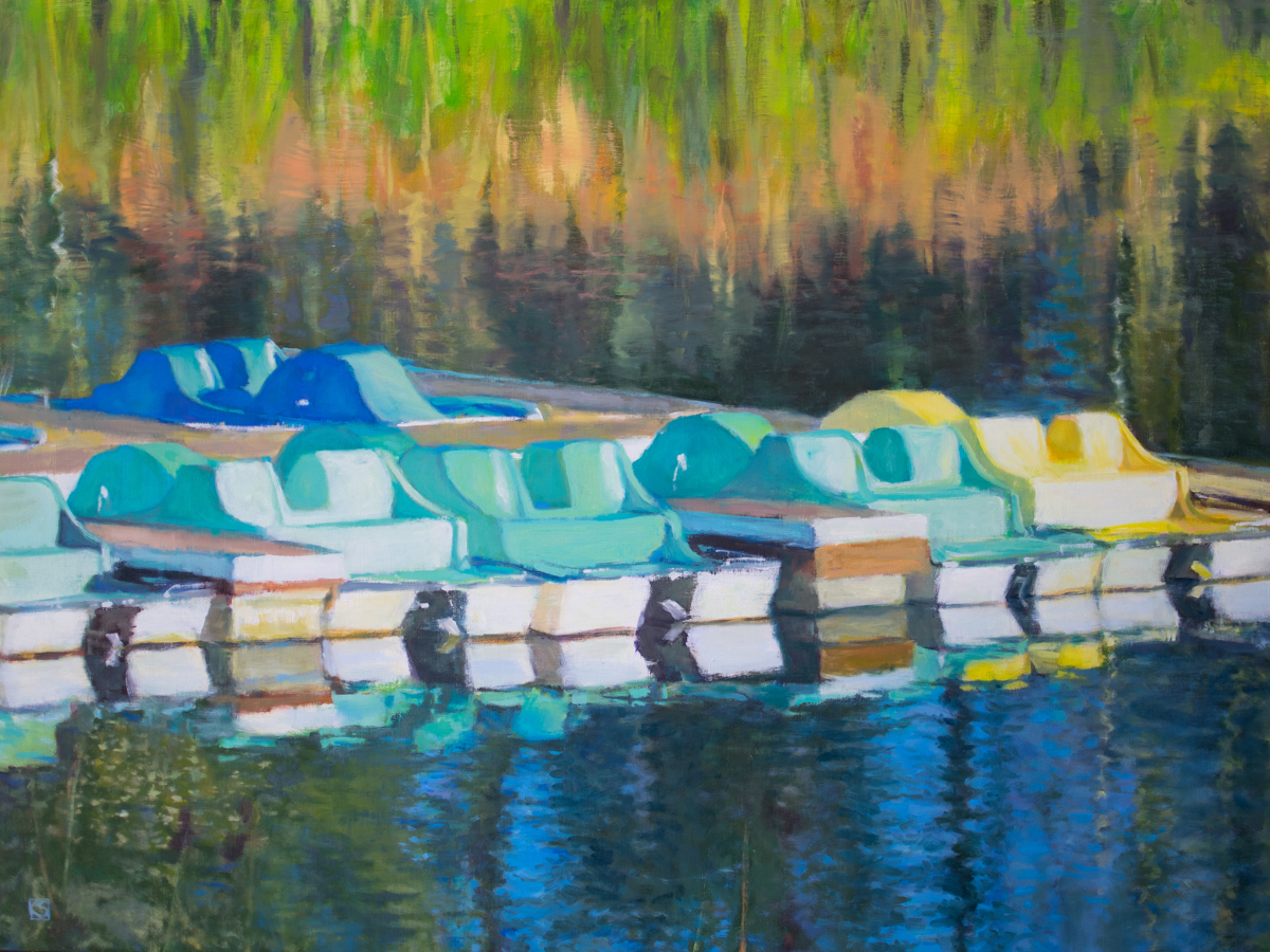 Pedal Boats (large view)