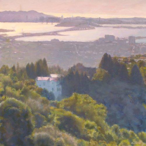 Sunset San Francisco Bay