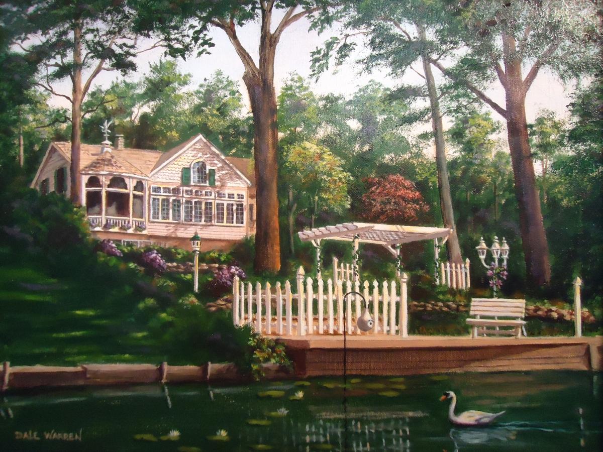 Fry House Portrait (large view)