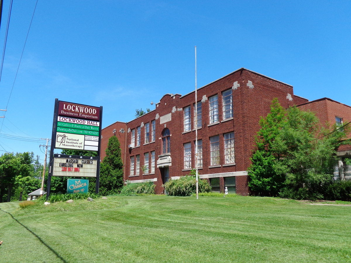 The Old Lockwood School - 3681 Manchester Rd. - Akron, Ohio  44319 (large view)