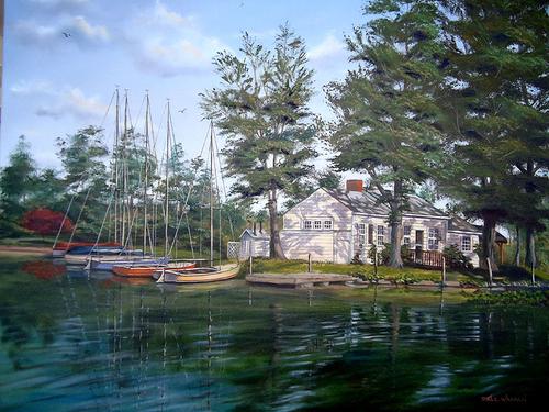 South Shore Yacht Club - Portage Lakes, Ohio