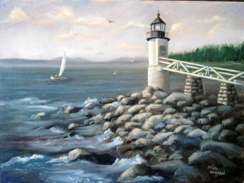 Marshell Light House - Port Clyde, Maine