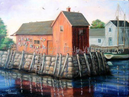 Motif # 1 - Rockport Massachusetts