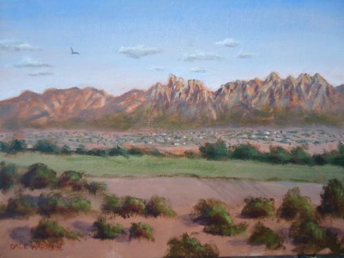 Organ Mountains - Las Cruces New Mexico