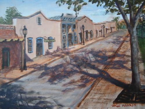 Downtown Mesilla New Mexico