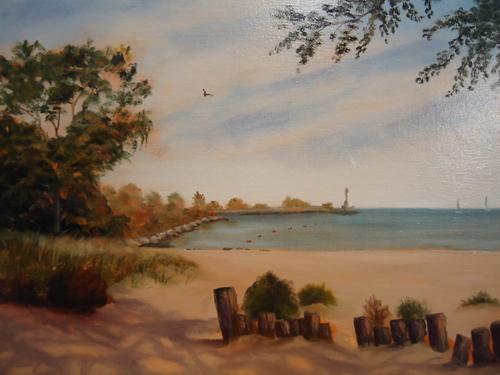 Lake Erie - Huron, Ohio