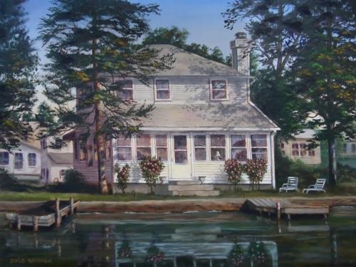 Cottage on Turkeyfoot Lake - Portage Lakes, Ohio