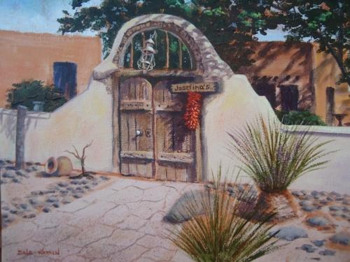 Josefina's Old Gate Cafe - Mesilla, New Mexico