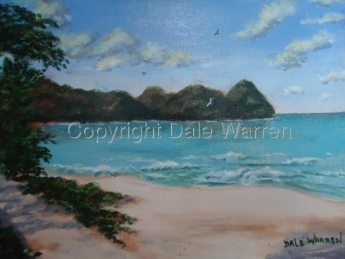 Antigua - Millers Beach
