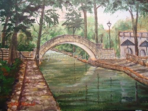 The River Walk - San Antonio, Texas