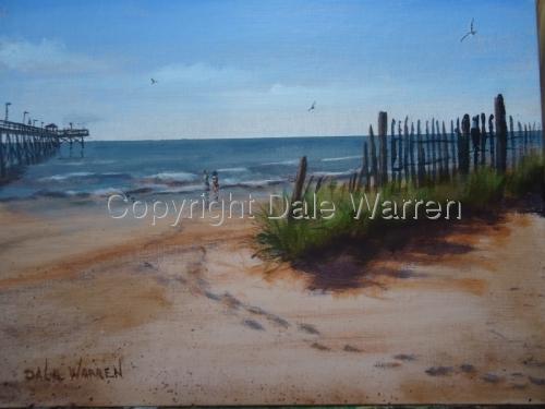 2nd Street Pier - Myrtle Beach, South Carolina