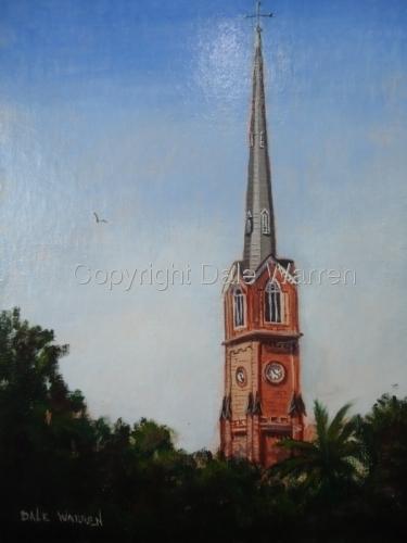 St. Mathews Church, King St. Charleston, South Carolina