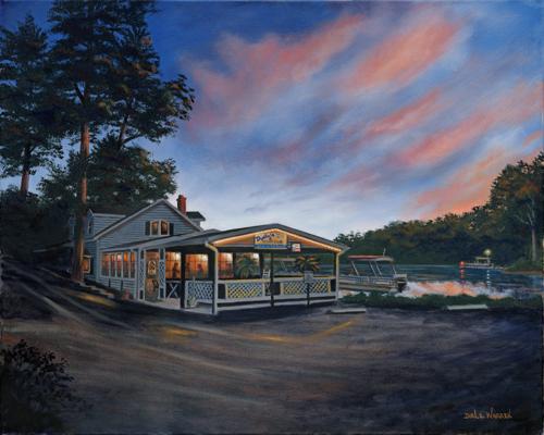 Dusty's Yacht Club - Portage Lakes, Ohio