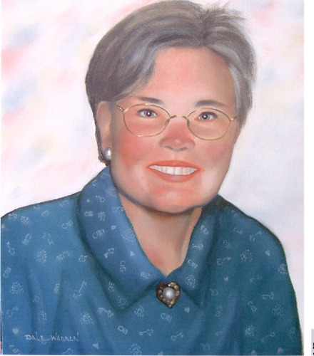 Portrait of Sue Bartel