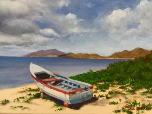 Fishing Boat - Nevis