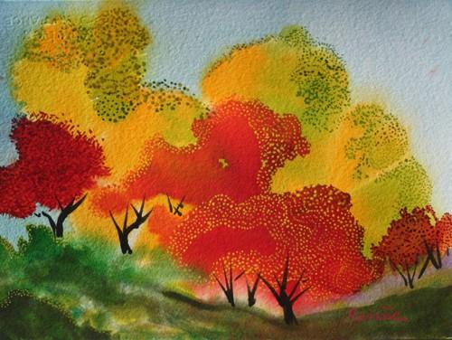 Quantum Autumn