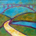 new river gorge by Chet Lowther (thumbnail)