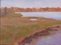 Marsh at Dusk (thumbnail)