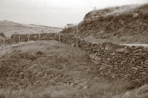 """Roadway in Ireland"""