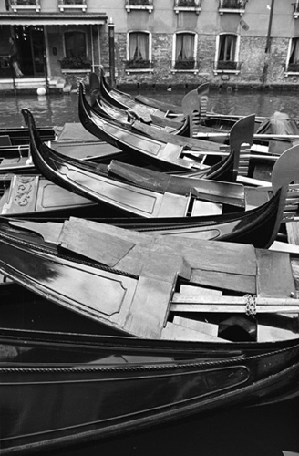 """Gondolas""-Venice"