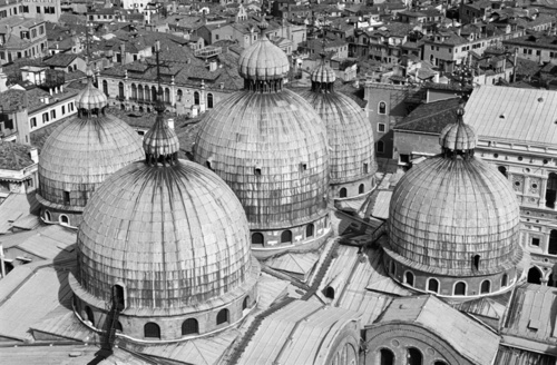 """The Four Domes""-Venice"