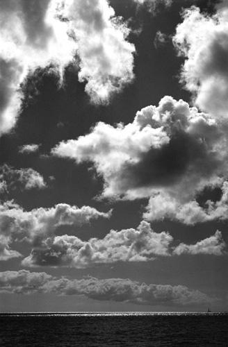 """""""St Lucia Cloudscape"""""""