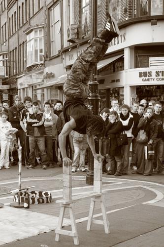 """""""Dublin Street Performers Series-II"""""""