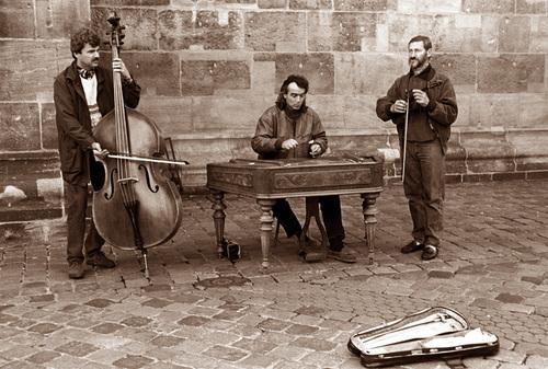 """Nuremberg Musicians"""