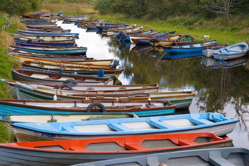 """Boats of Color""- Killarney"