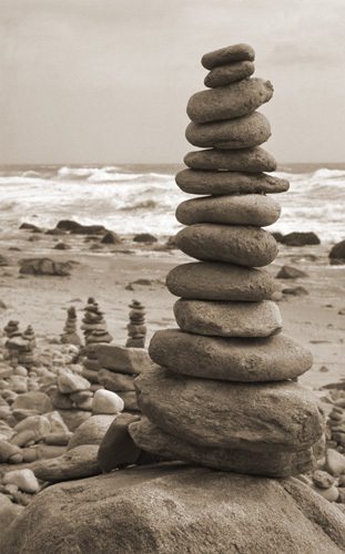 """Nature's Delicate Balance"""