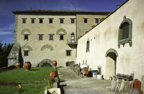 """""""Tuscan Monastery"""""""