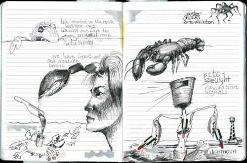 Journal Lobster Brains