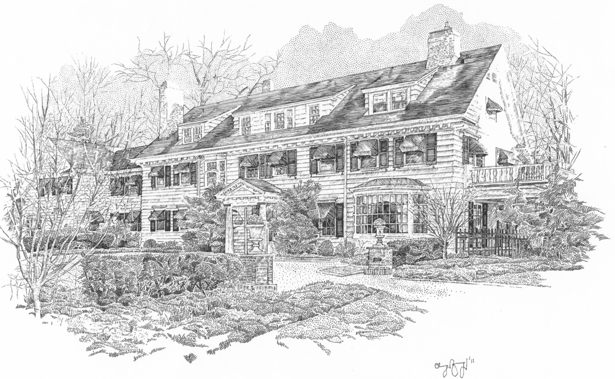 Locust Valley House (large view)