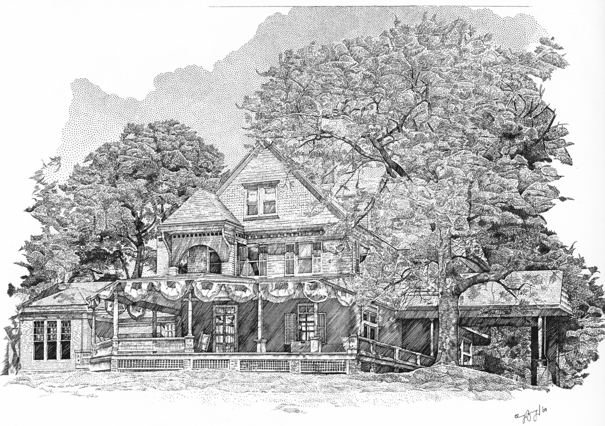 Sagamore Hills House (large view)