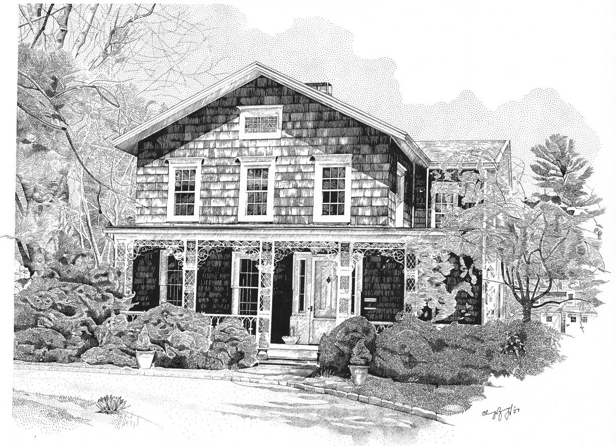 Glen Cove House II (large view)