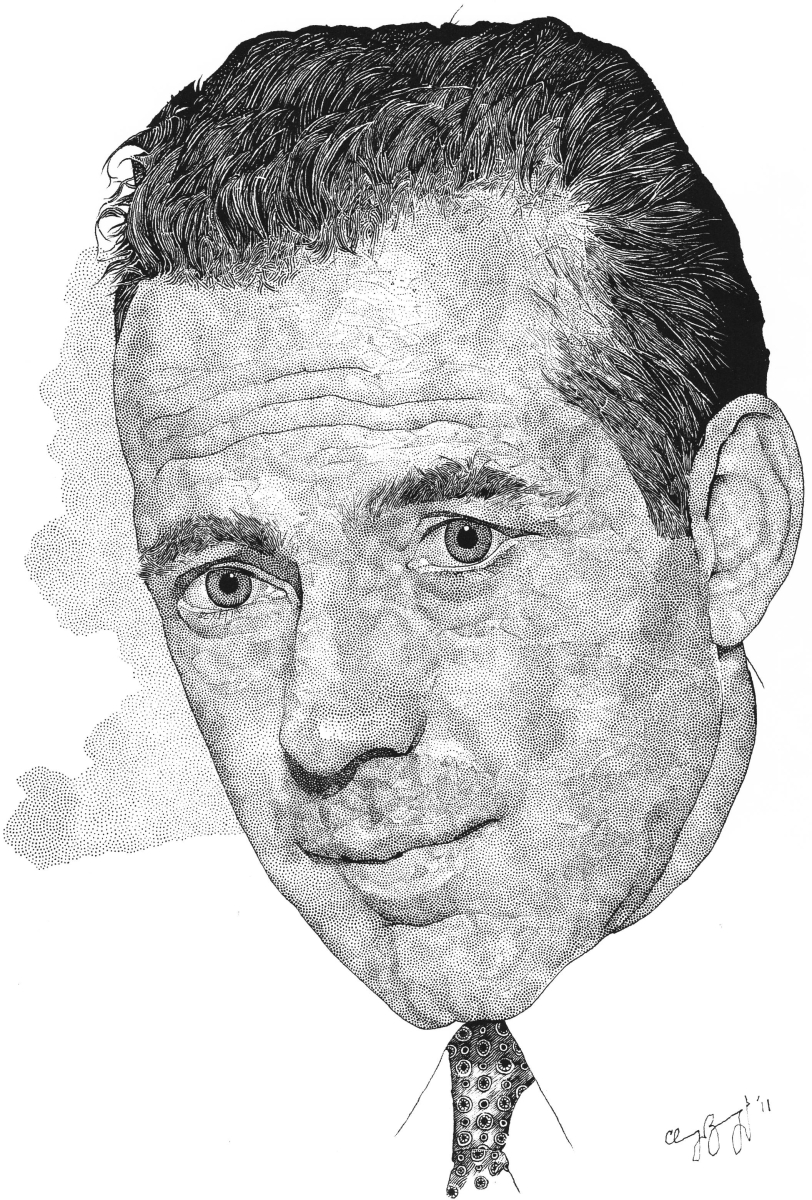 Humphrey Bogart (large view)