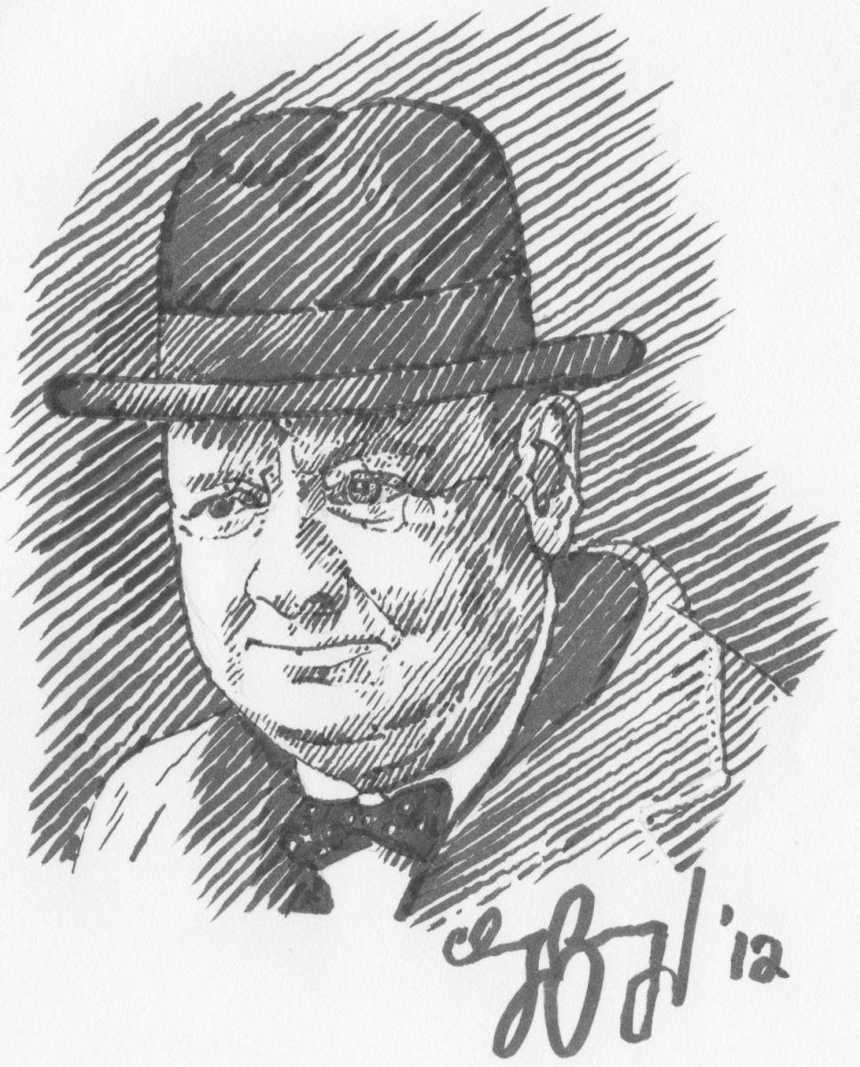 Winston Churchill (large view)