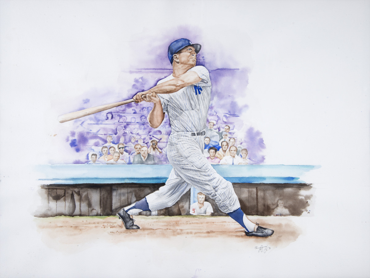 Mickey Mantle (large view)