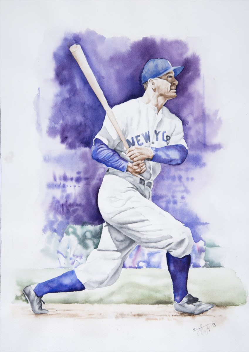 Lou Gehrig (large view)