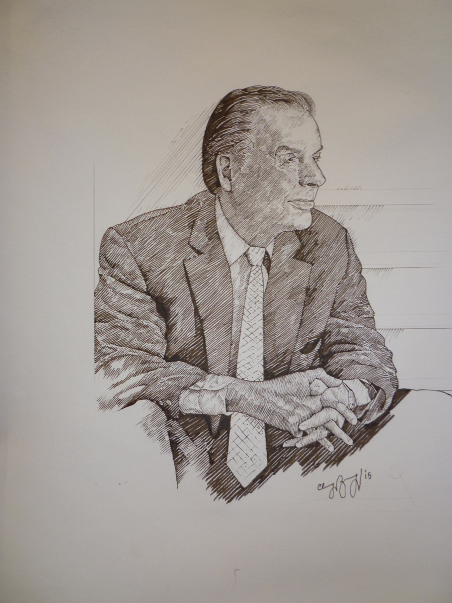 Jerry Orbach (large view)