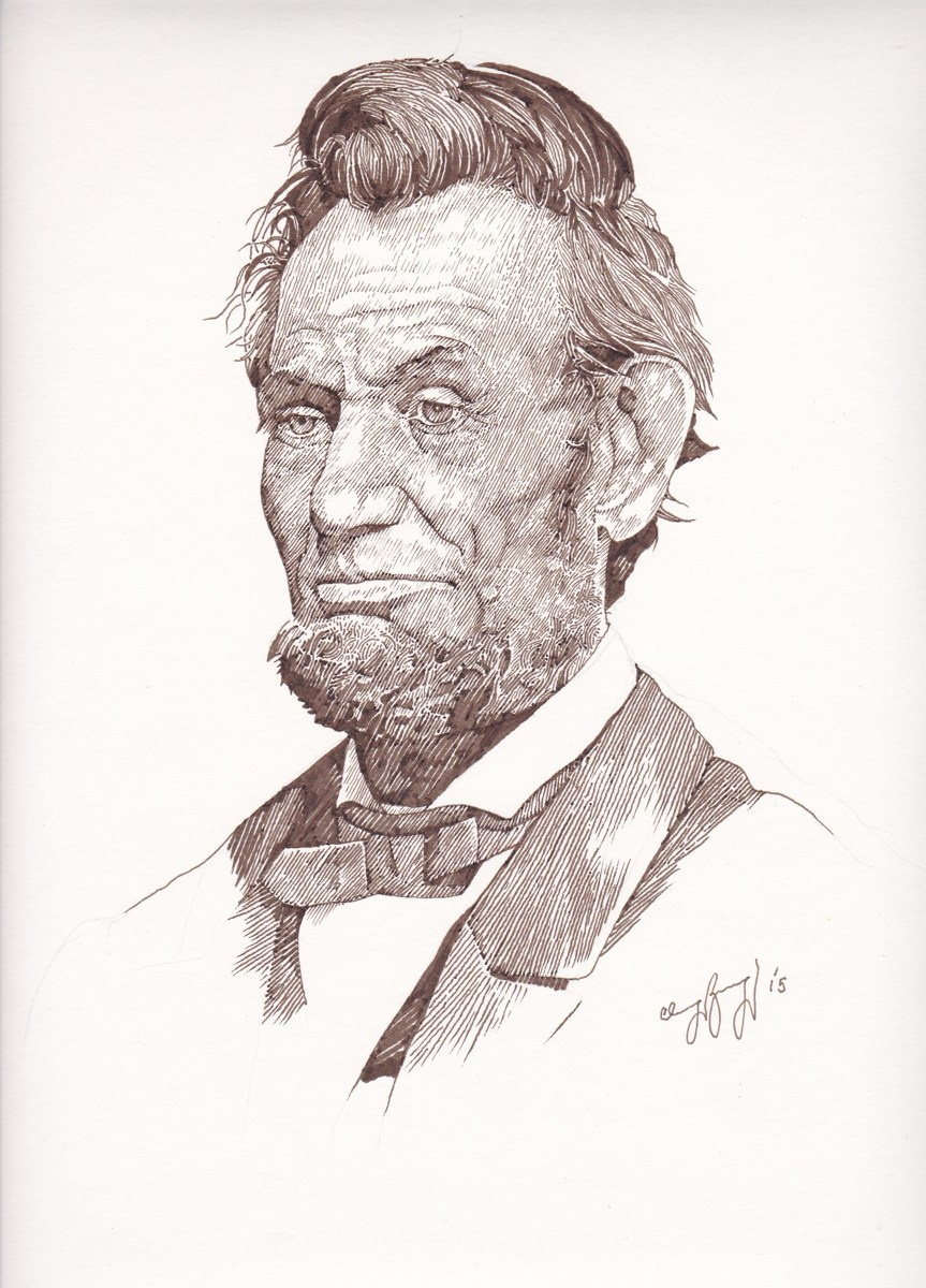 Abraham Lincoln (large view)
