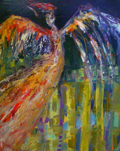 PAINTING MUSE (large view)
