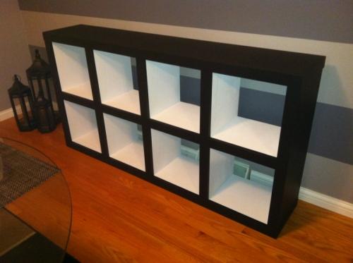 Cube Shelving
