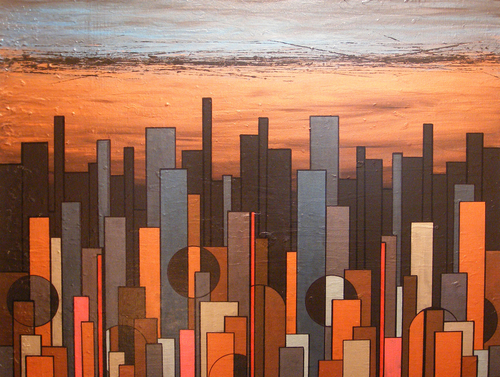 Metropolis by Christian Fillippo