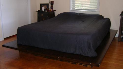 Basic Platform Bed