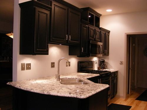 Kitchen remodel left side