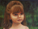 Painting--Oil-PortraitCatherine