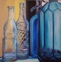 Painting--Oil-Still LifeVintage Soda Pop 1
