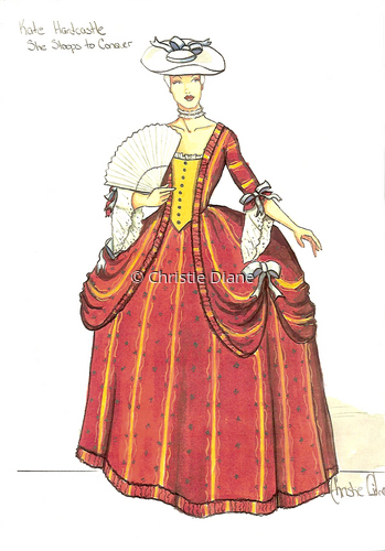 Kate Hardcastle- She stoops to Conquer