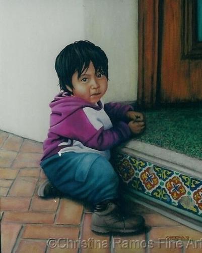 Ensenada boy (large view)